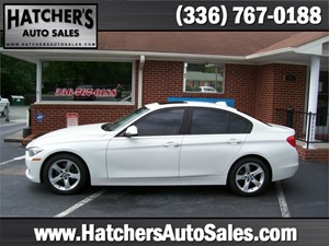 Picture of a 2013 BMW 3-Series 328i Sedan