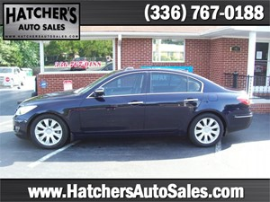 2010 Hyundai Genesis 3.8L for sale by dealer