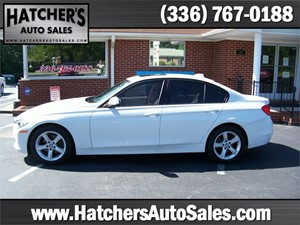 Picture of a 2014 BMW 3-Series 320i Sedan