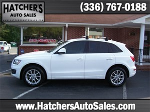 2012 Audi Q5 2.0 quattro Premium for sale by dealer