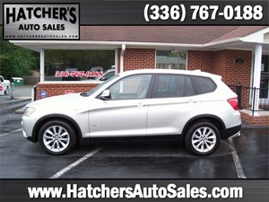 Picture of a 2014 BMW X3 xDrive28i