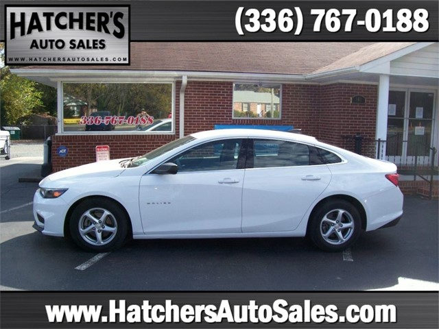 Chevrolet Malibu LS in Winston-Salem