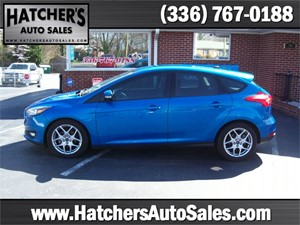 Picture of a 2015 Ford Focus SE Hatch
