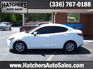 Picture of a 2016 Scion iA 6A