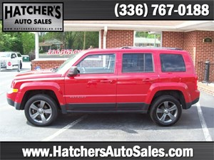 2016 Jeep Patriot Sport 2WD for sale by dealer
