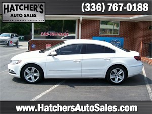 Picture of a 2013 Volkswagen CC Sport