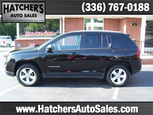 2016 Jeep Compass Sport FWD for sale by dealer