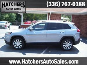 2014 Jeep Cherokee Limited FWD for sale by dealer