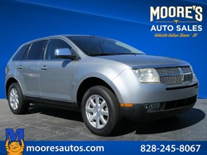 Picture of a 2007 Lincoln MKX Base