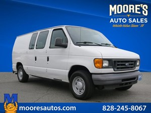 2006 Ford E-Series Cargo E-150 for sale by dealer