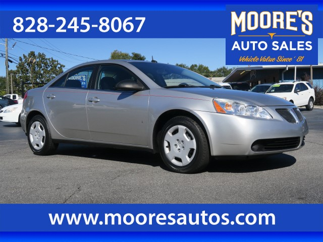 Pontiac G6 Value Leader in Forest City