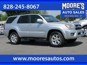 2007 Toyota 4Runner Sport Edition Forest City NC