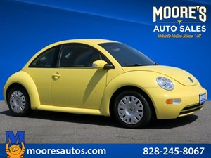 2004 Volkswagen New Beetle GL for sale by dealer
