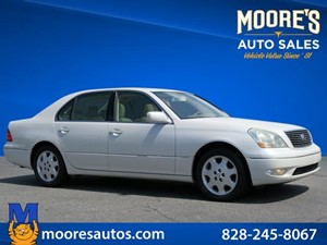 2002 Lexus LS 430 Base for sale by dealer