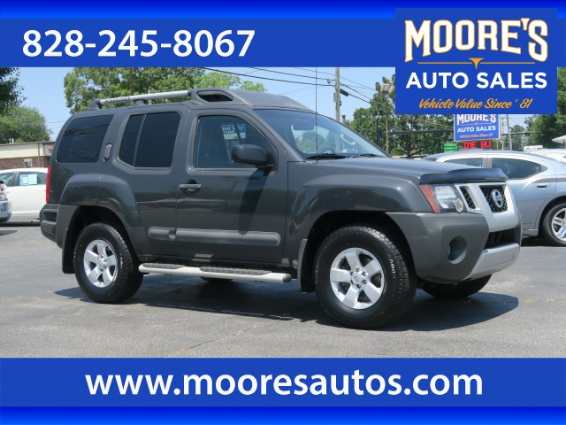 Nissan Xterra S in Forest City