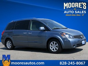 2008 Nissan Quest 3.5 SL for sale by dealer