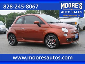 2012 FIAT 500 Sport for sale by dealer