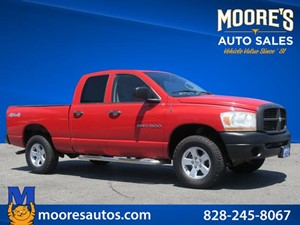 2006 Dodge Ram 1500 ST for sale by dealer