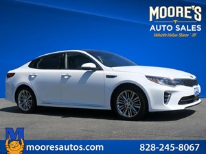 2016 Kia Optima SXL Turbo for sale by dealer