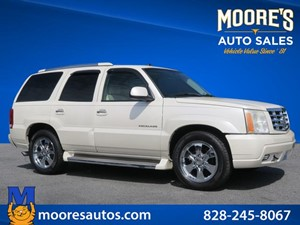 2005 Cadillac Escalade Base for sale by dealer