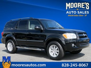 2007 Toyota Sequoia SR5 for sale by dealer