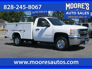2008 Chevrolet Silverado 2500HD LT1 for sale by dealer