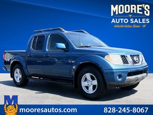 2005 Nissan Frontier LE Desert Runner for sale by dealer