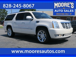 2011 Cadillac Escalade ESV Premium for sale by dealer