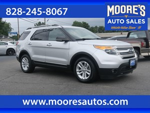 2012 Ford Explorer XLT Forest City NC