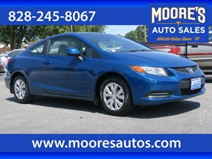 2012 Honda Civic LX for sale by dealer