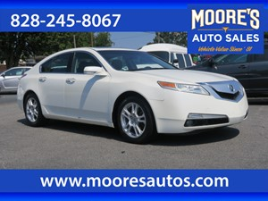 2009 Acura TL w/Tech for sale by dealer