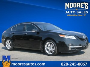 2011 Acura TL w/Tech for sale by dealer