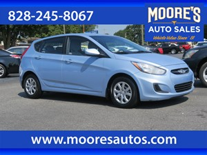 2013 Hyundai Accent GS for sale by dealer