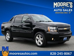 2007 Chevrolet Avalanche LTZ 1500 for sale by dealer
