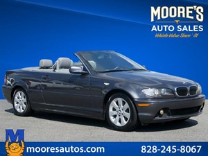 Picture of a 2006 BMW 3 Series 325Ci