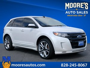 Picture of a 2011 Ford Edge Sport