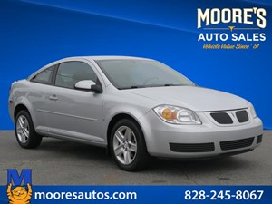 Picture of a 2007 Pontiac G5 Base