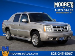 Picture of a 2006 Cadillac Escalade EXT Base