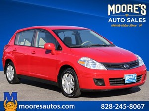 2010 Nissan Versa 1.8 S for sale by dealer