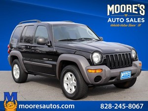 2003 Jeep Liberty Sport for sale by dealer