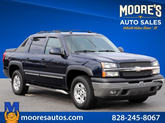 Chevrolet Avalanche 1500 LT in Forest City