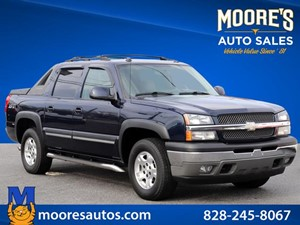 2005 Chevrolet Avalanche 1500 LT for sale by dealer