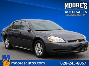 Picture of a 2011 Chevrolet Impala LS Fleet