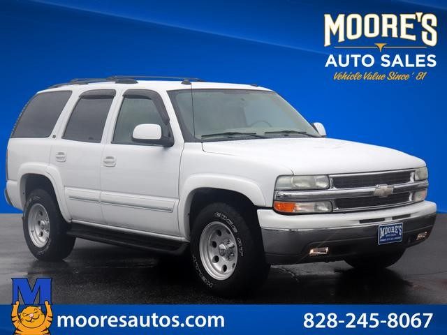 Chevrolet Tahoe LT in Forest City