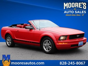 Picture of a 2005 Ford Mustang V6 Premium