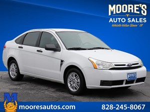 Picture of a 2008 Ford Focus SE