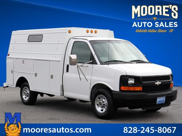 Chevrolet Express RV Cutaway in Forest City
