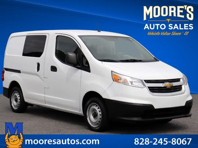 Chevrolet City Express Cargo LT in Forest City