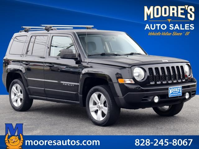 Jeep Patriot Latitude in Forest City