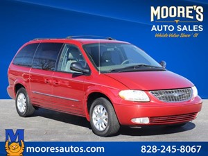 2003 Chrysler Town & Country LXi for sale by dealer